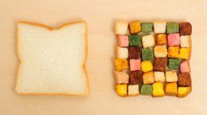 食パンラスク